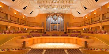 日本のコンサートホールの一覧